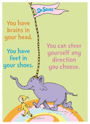 Dr. Seuss Quotes for Adults | Thirteen inspirational Dr. Seuss quotes ...