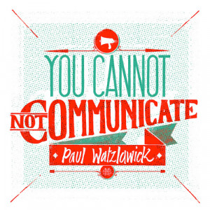 splendid quote from paul watzlawick thoughts.handmade font for the ...