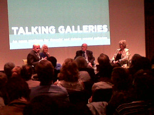 report in quotations of 'Talking Galleries', 19–21 September 2011 ...