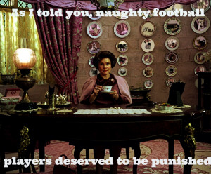 ... , UVA is looking to hire Dolores Umbridge as their next head coach