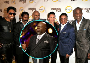 Bishop T. D. Jakes is really showing who he is as a man of God and ...