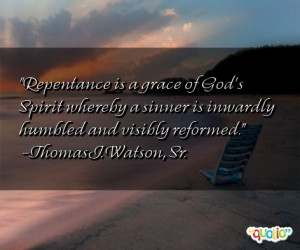 Repentance Quotes