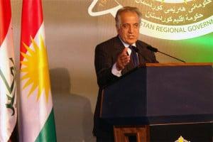 Former US Ambassador Dr Zalmay Khalilzad
