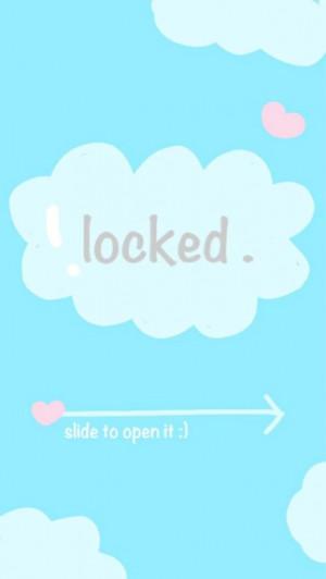 cute lock screen quotes quotesgram