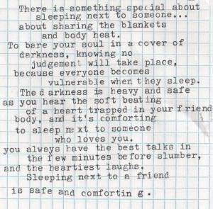 cute, friend, poem, poetry, sleep, text, textual, typography ...