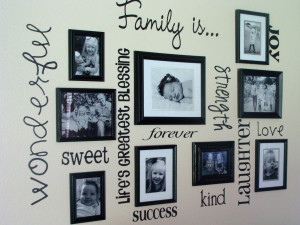 ... some tips for creating your perfect wall gallery. Check it out HERE