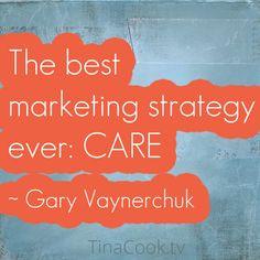 Social Media Quote by Gary Vaynerchuk O'Harra Marketing Solutions www ...