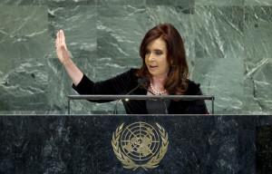 Cristina Kirchner réplique au FMI qui menace de donner un « carton ...