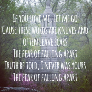 Panic At The Disco (This Is Gospel) love this song! If you love me ...