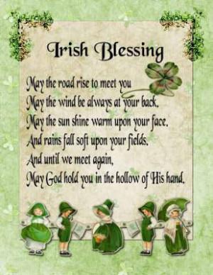 Tea Time Thursday #8 Time for the Irish