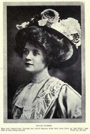 Description BillieBurke1909.JPG