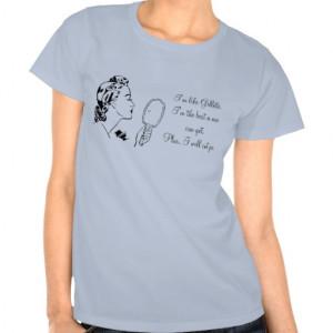 Sarcastic Man Bashing Quotes Shirts