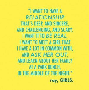 Project Alabama: Girls #quotes