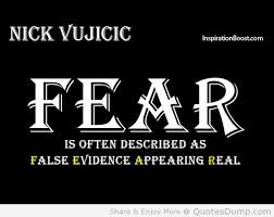 Famous Living in Fear Quotes with Images - Pictures – Photos - Fear ...