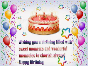 birthday wishes for friends quotes 123 | wonderful birthday wishes for ...