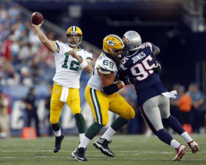 Packers offensive line hobbled in training camp | View photo - Yahoo ...