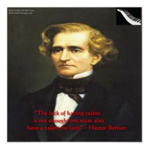 Hector Berlioz's Quotes