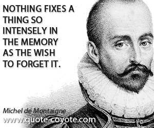 montaigne essays quotations