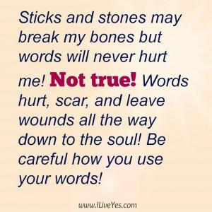 Please. Be careful.