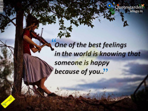 Quotes - Feel Good Quotes - Best Happiness quotes -Best English Quotes ...