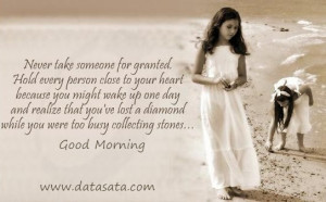 Beautiful good morning quotes for facebook status: Part 3