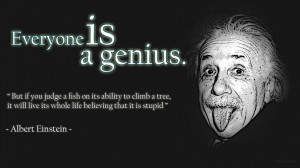 Successful People who have Failed – Albert Einstein