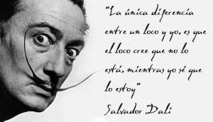 Salvador Dalí y sus frases más célebres (FOTOS)
