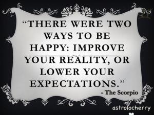 Star Sign QuotesScorpio