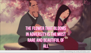 Disney Mulan Emperor Quote