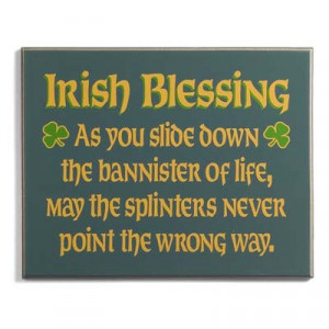 irish but no one else is not even the irish