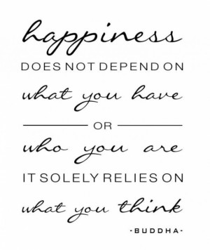 Buddha on Happiness [quote] in Great Sayings & Quotes