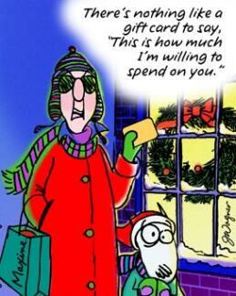 Maxine - Gift Card