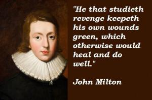 John milton quotes | John Milton Quotes
