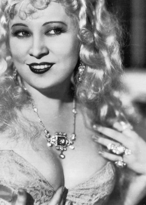 Mae West for She Done Him Wrong , 1933