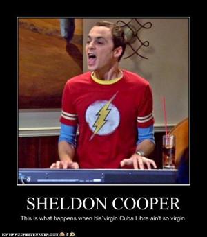 The Big Bang Theory Sheldon Cooper :]