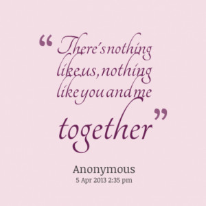Quotes About: nothing