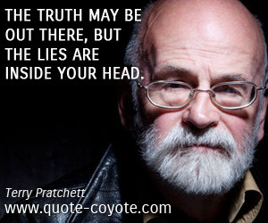 World mourns and remembers Terry Pratchett