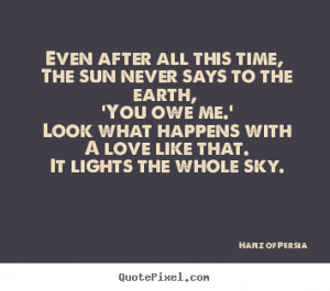 hafiz of persia more love quotes motivational quotes success quotes ...
