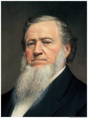 Brigham Young est décédé le 23 août 1877.