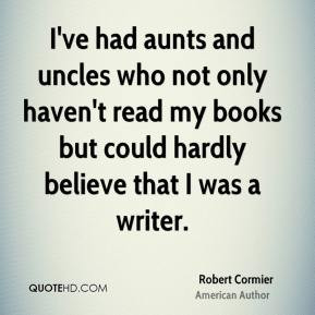 Quotes About Aunts Uncles