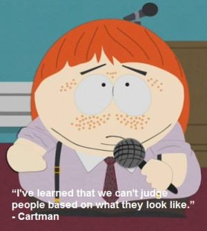 cartman ginger