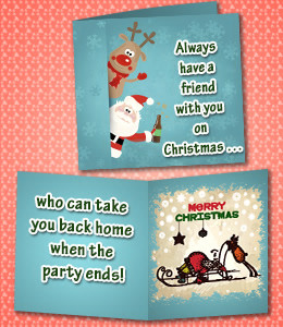 types and samples of holiday card sayings funny holiday card sayings ...
