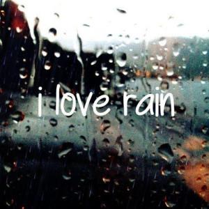 love rain on We Heart It .