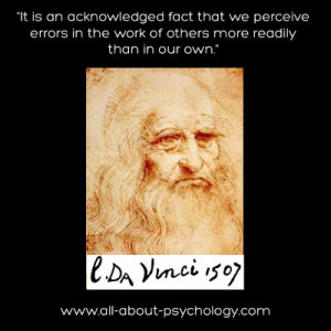 Psychology Quote of The Month