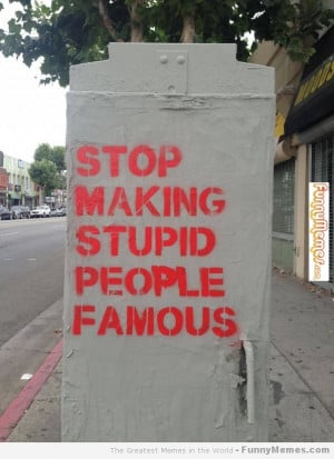 Funny memes – [Stop making stupid people famous]