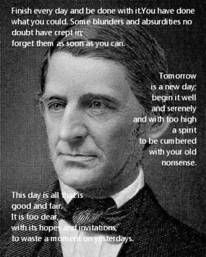 emerson essay the transcendentalist Ralph emerson wrote many journals and essays dealing with the subject of transcendentalism one of his most famous works is the essay self-reliance.