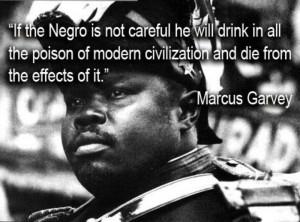 Marcus Garvey (1887 - 1940) Marcus Garvey was a Jamaican political ...