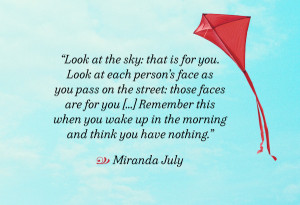 Miranda July's Quotes