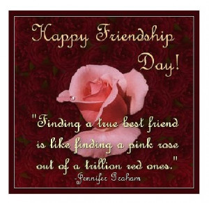Happy Friendship Day Greeting Cards Quotes