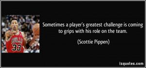 Team Player Quotes